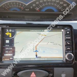 7 inch Toyota Avanza (2003-2017) DVD / Navigation system