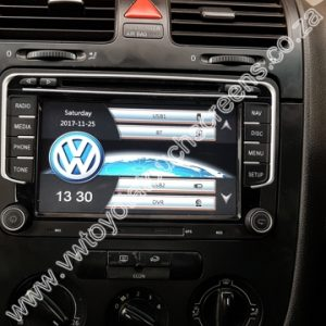 8 inch VW Tiguan DVD/GPS system with FREE Reverse Camera