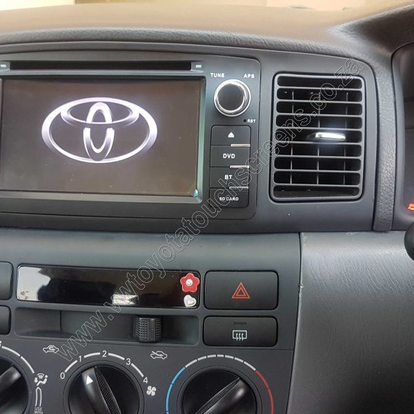 Toyota Run X: Toyota RunX / Corolla 2003-2006