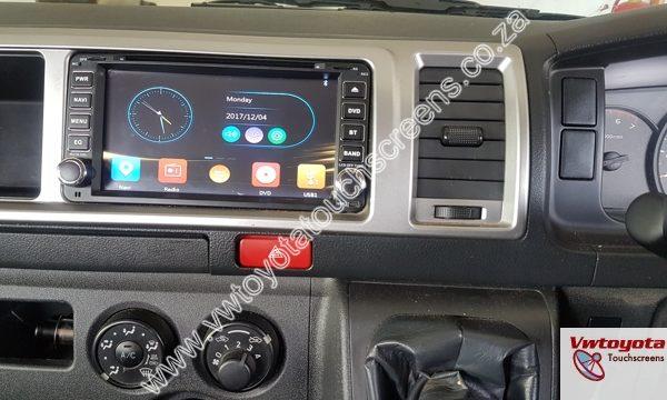7 Inch Toyota Quantum Dvd Navigation Unit Free Maps