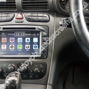 Mercedes Benz V-Class Viano/Vito W639 (2006-2014) GPS DVD