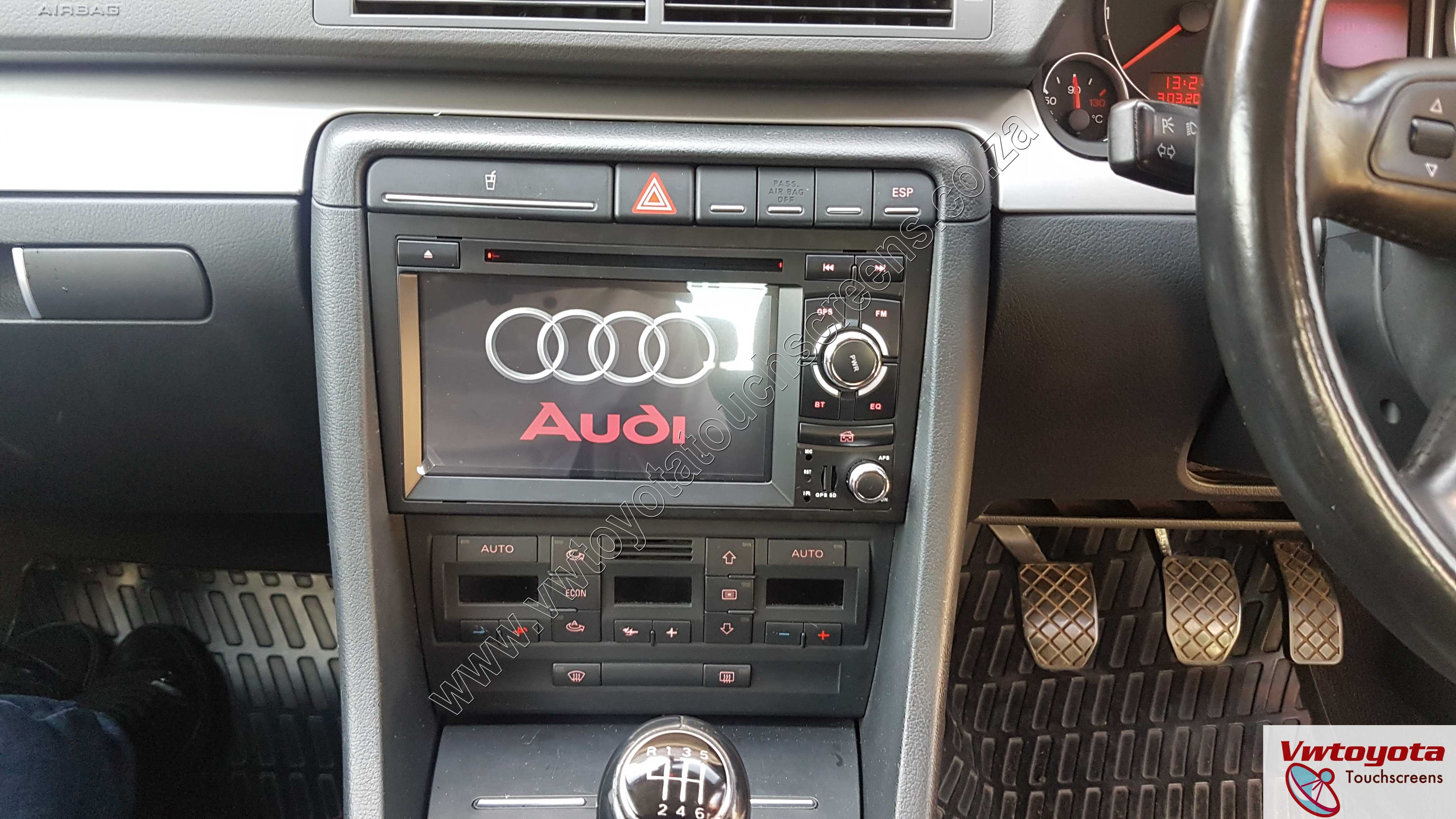 Audi A4 Tyre Pressure >> Audi A4/S4 (B7) GPS DVD GPS touch screen unit, FREE Maps ...