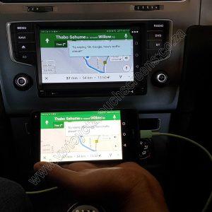 7 inch VW Amarok GPS / DVD GPS System with Reverse Camera
